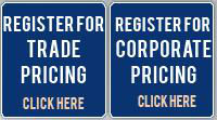 Register fro Trade or Corporate Pricing.