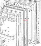 Picture of GASKET DOOR F/C 619 X 1102