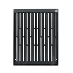 Picture of GRILL  V 400MM DELUXE ENAMEL