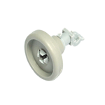 Picture of ROLLER ASSY LWR BASKET S/GREY