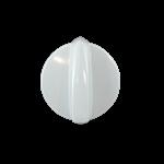 Picture of KNOB W/H SLOTIN WHITE GAS OVEN