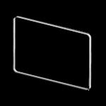 Picture of GASKET OVEN DOOR STEAM 405X369