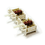 Picture of DOUBLE OVEN ROTARY SWITCH - GORENJE 617772-5HE565