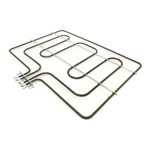 Picture of OVEN HEATING ELEMENT  1050+700W - REPLACES SMEG 806890580