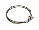 Picture of OVEN FAN ELEMENT 2000W  REPLACES SMEG 806890882 - 3 Coil