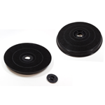 Picture of COOKER HOOD CARBON FILTER BAYONET COUPLING - FABER