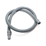 Picture of DRAIN HOSE 100cm STRAIGHT M/F Ø19-19mm with adapter