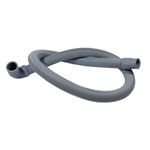 Picture of Drain Hose 1.5M. 19mm (straight) / 22mm (90 deg bend)