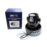 Picture of TWO-STAGE VACUUM CLEANER MOTOR 1200W - SKL