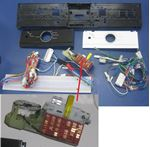 Picture of Timer Kit E/mech including wires and panels