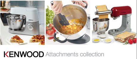 Kenwood Attachments Collection