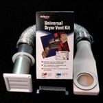 Picture of DRYER DUCTED VENT KIT - DEFLECTO