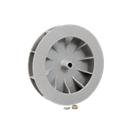 Picture of FAN BLOWER - Includes nut and spring washer.