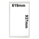 Picture of GASKET DOOR F/C 619 X 937 *Reduced to Clear.