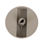 Picture of KNOB CONTROL GREY BAR TYPE