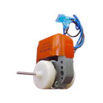 Picture of MOTOR ASSY FAN EVAP CW LONG *** USE UP, THEN NLA.