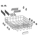 Picture of BASKET LOWER COMPLETE ASSY