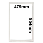 Picture of GASKET DOOR F/C 479 X 954. *Reduced to Clear.