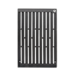 Picture of GRILL  V 320MM DELUXE ENAMEL