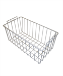 Picture of BASKET HF WIDE WHITE